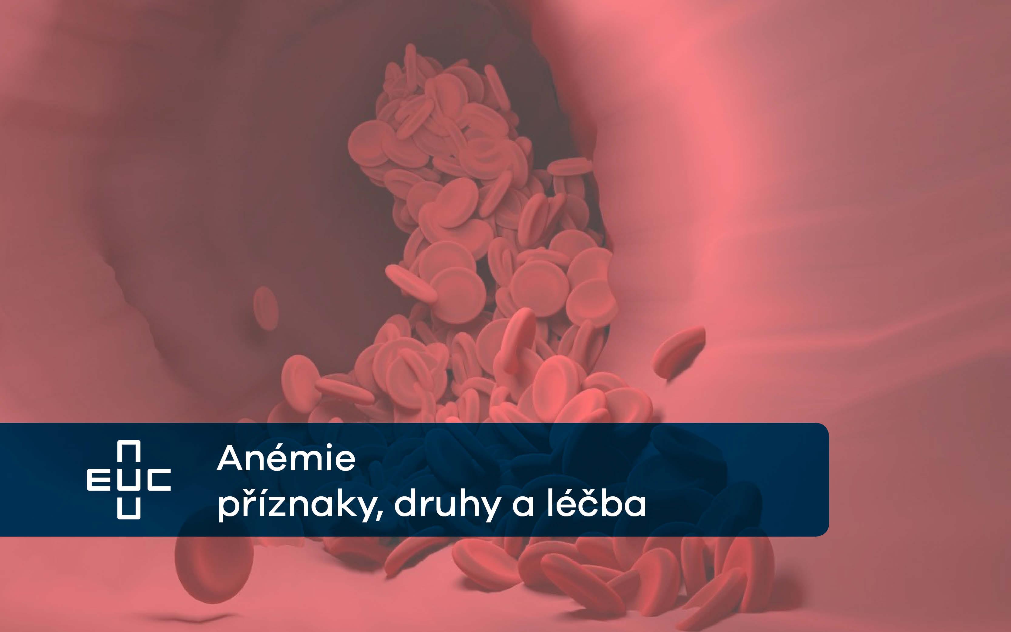 anemie z nedostatku erytropoetinu)